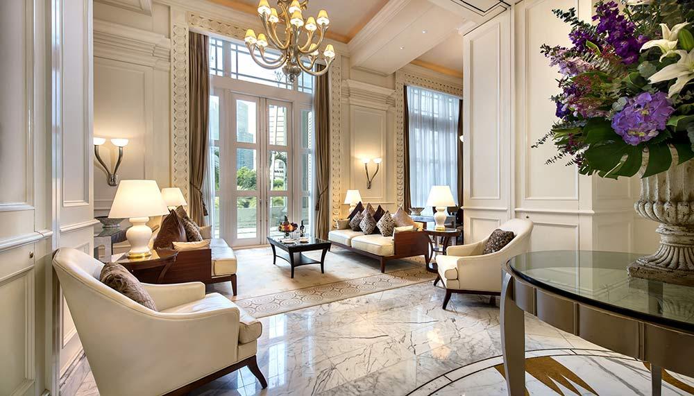 Fullerton Hotel Singapore, Presidential Suite