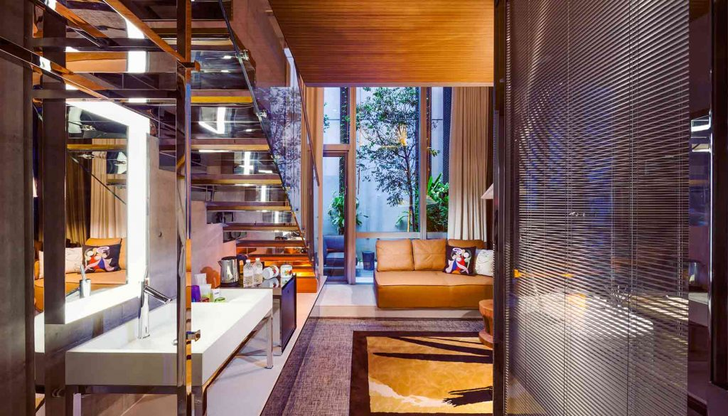 Boutique hotels in Singapore, M Social