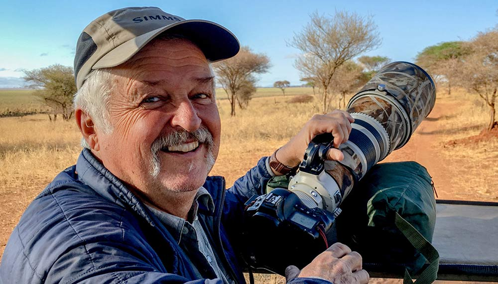Four Seasons Safari Lodge Serengeti, Rick Collins