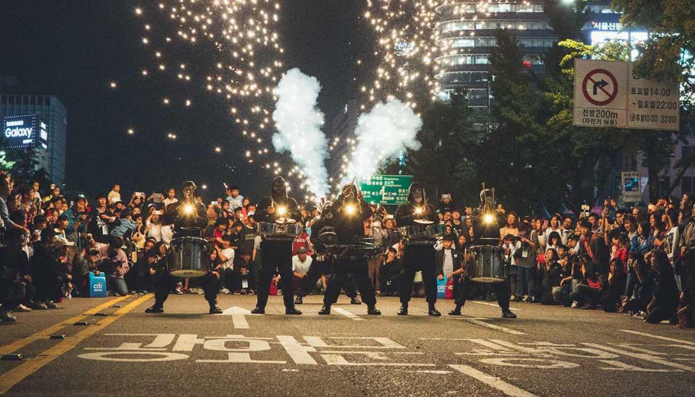 Singapore Night Festival 2018, Deabru Beltzak