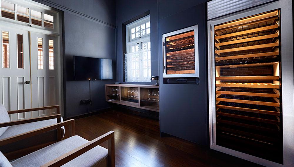 Luxury kitchen appliances in singapore sub zero wolf opens on