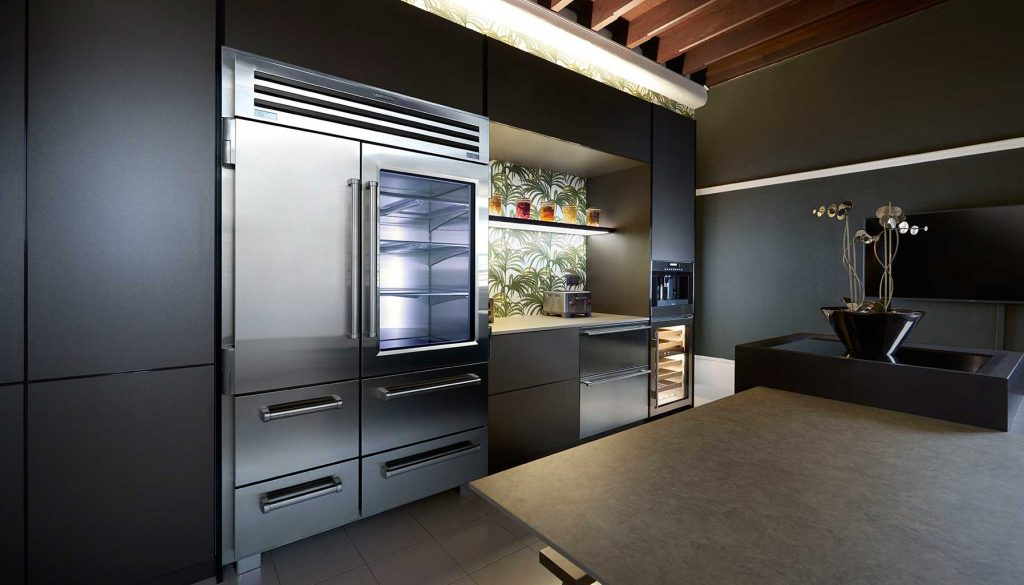 Luxury Kitchen Appliances In Singapore Sub Zero Wolf