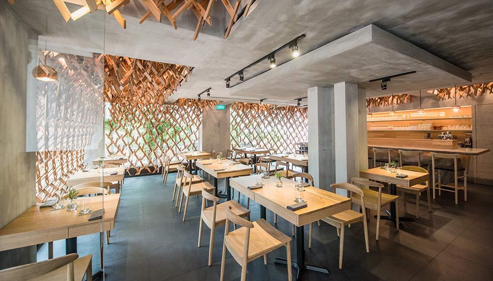 Best restaurants in Singapore, Wild Rocket