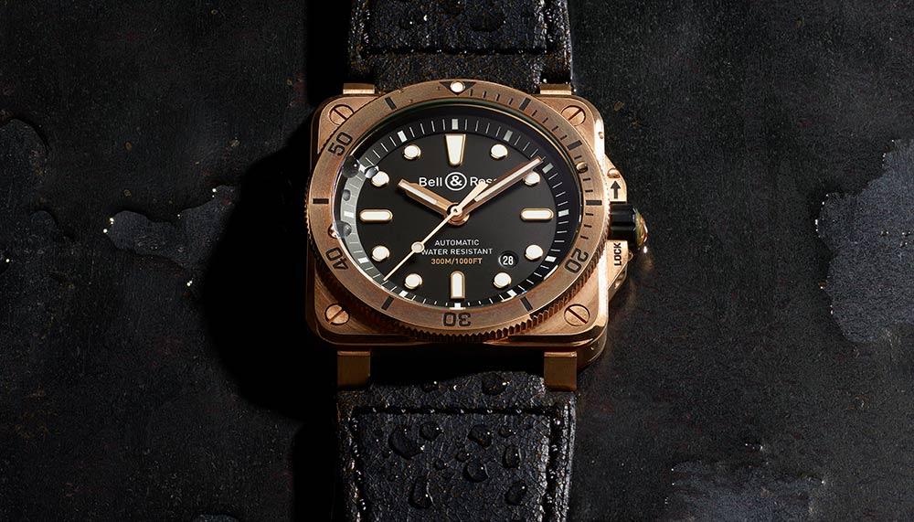 Bell & Ross BR 03-92 Diver Bronze