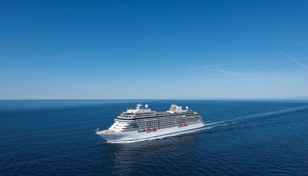 Luxury cruises, Regent's Seven Seas Explorer