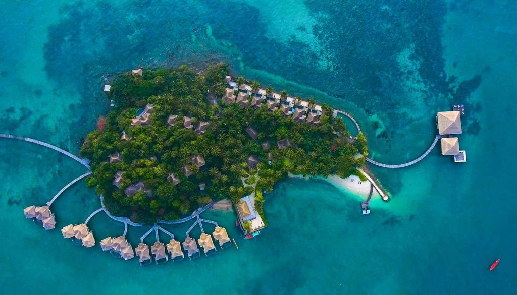 Private islands near Singapore