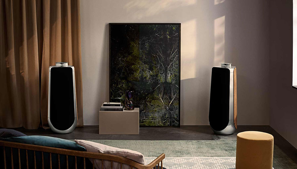 Bang & Olufsen Beolab 50 speakers
