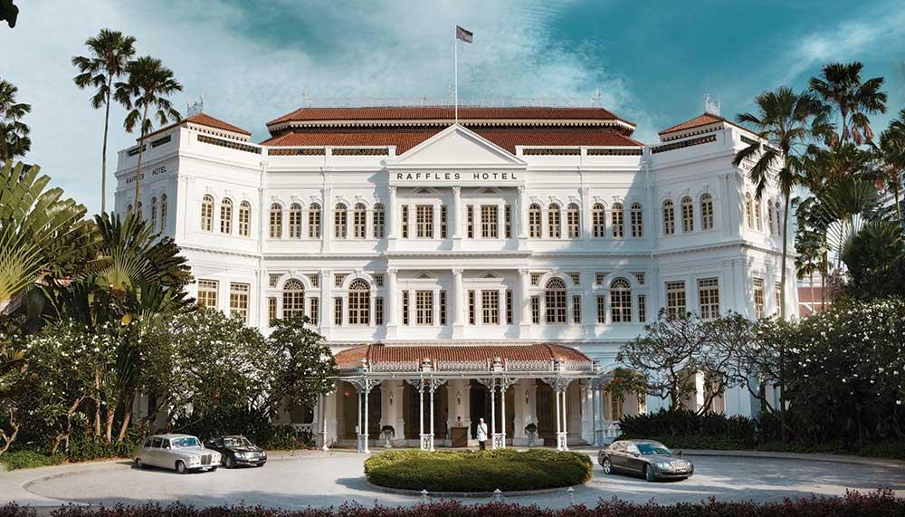 Raffles Hotel Singapore, Butcher's Block