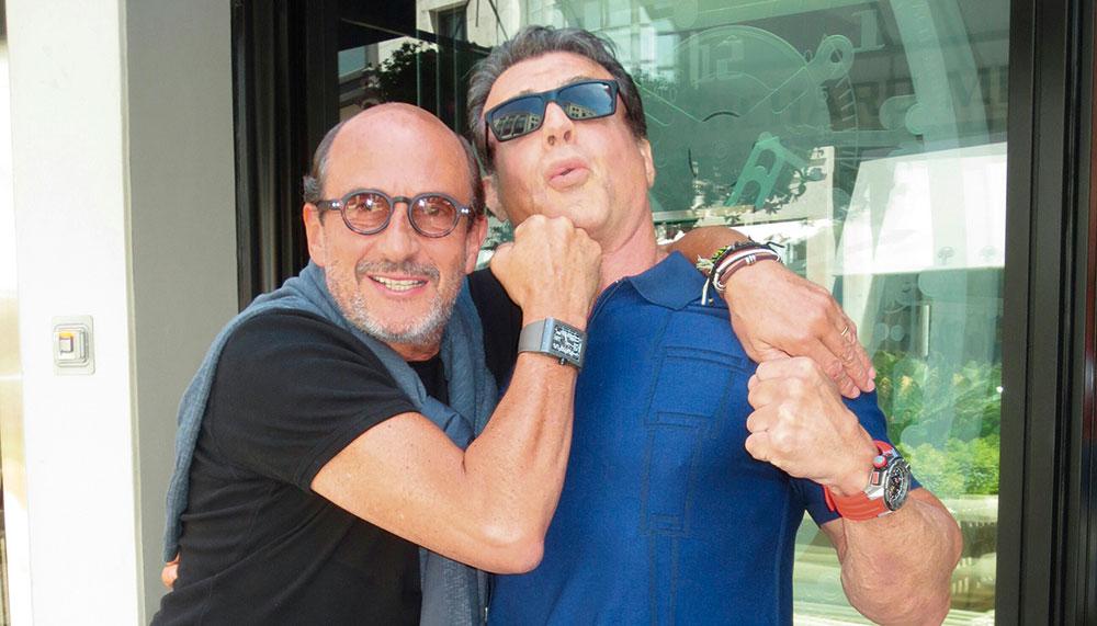 RM 25-01 Adventure Tourbillon Sylvester Stallone