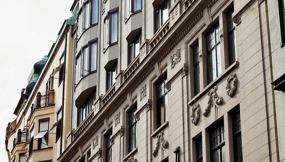 Bank hotel in Stockholm, Sweden