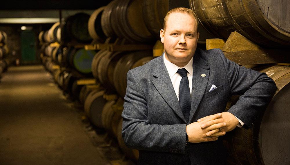 Donald Colville, Diageo's global malts ambassador
