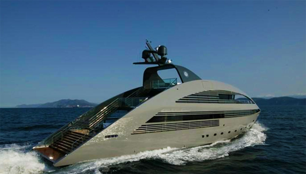 Private yacht charters in Southeast Asia, Ocean Emerald