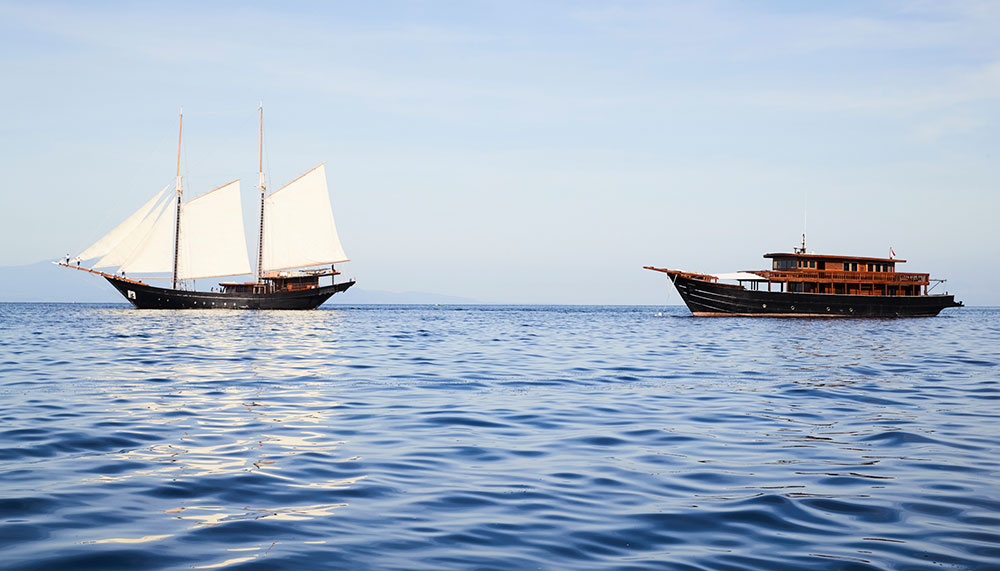 Private yacht charters in Southeast Asia, Amandira