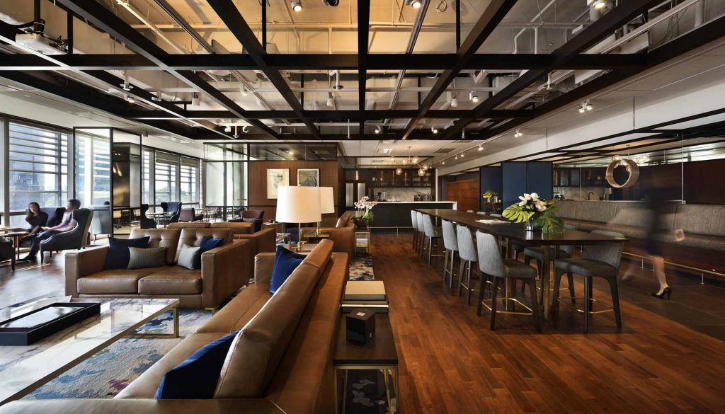 Co-working spaces in Singapore, The Great Room
