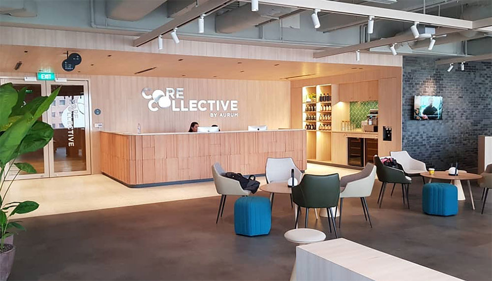 Co-working spaces in Singapore, Core Collective