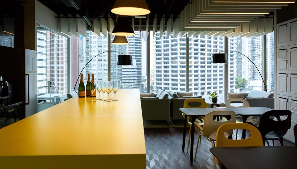 Co-working spaces in Singapore, Collective Works