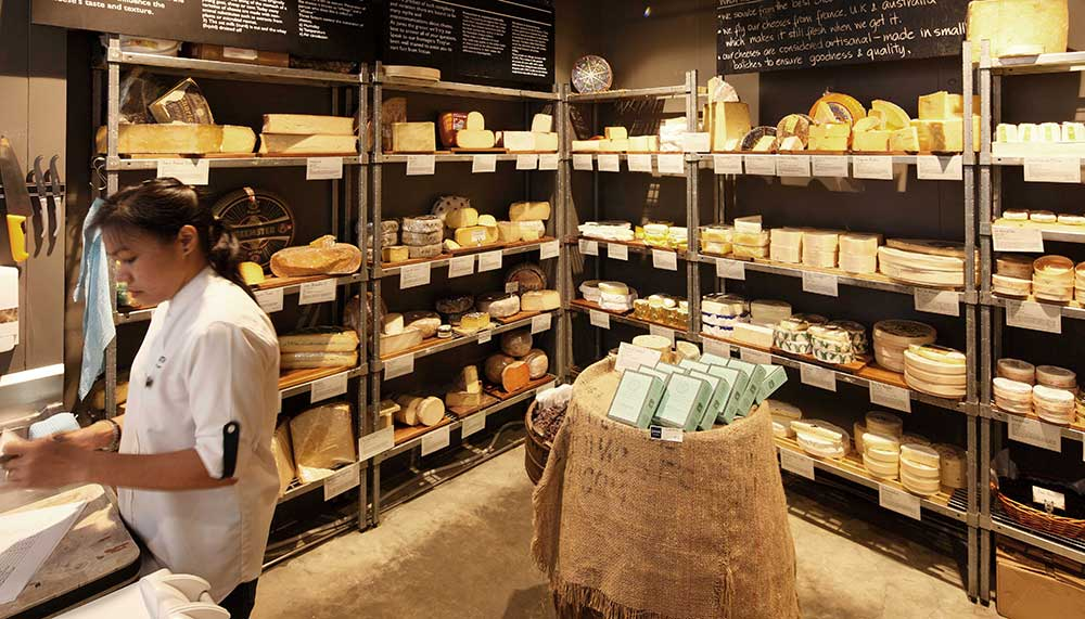 Where to buy cheese in Singapore - Jones the Grocer