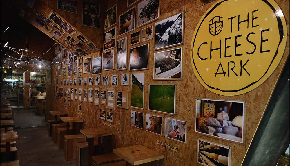 Where to buy cheese in Singapore - The Cheese Ark