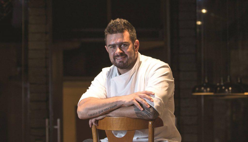 MasterChef Brazil winner chef Pablo Oazen, Origin Grill