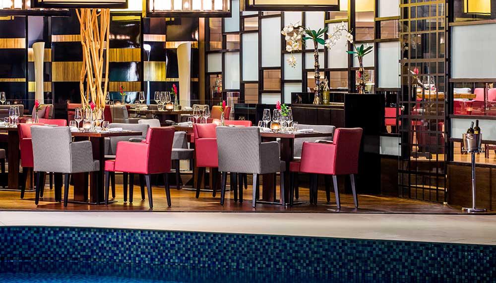 Il Cielo at Hilton Singapore