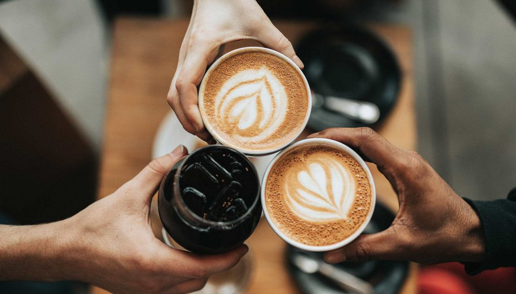 coffee shops and cafes in Singapore