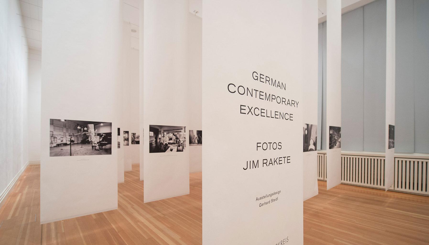 German Contemporary Excellence photo exhibition