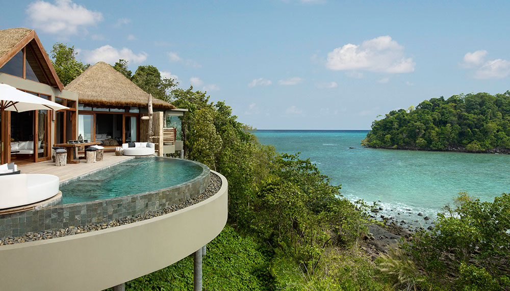 Luxury resorts and villas near Singapore - Song Saa Private Island, Cambodia