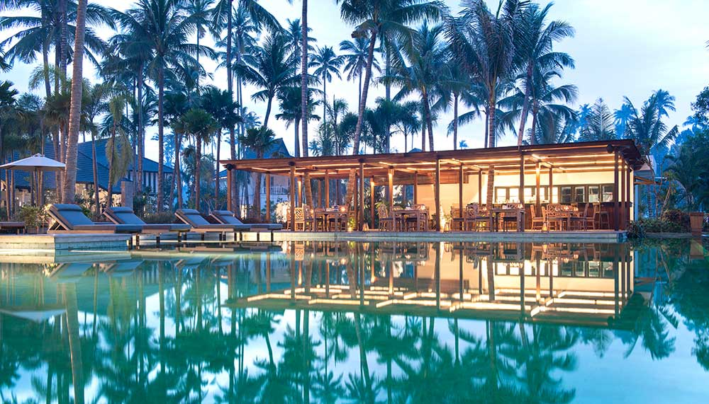 Luxury resorts and villas near Singapore - The Sanchaya Bintan