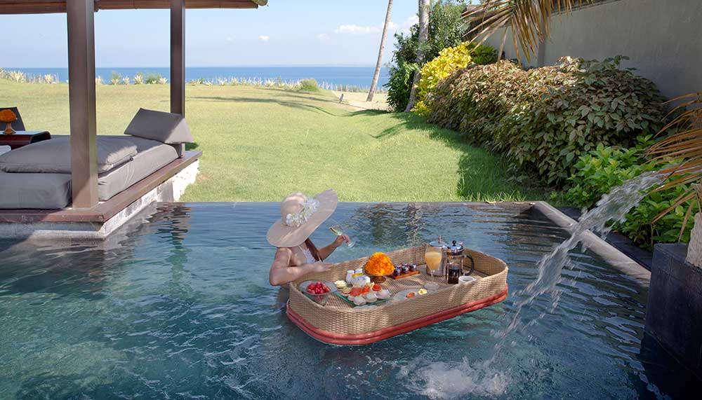 Luxury resorts and villas near Singapore - Ayana Resort and Spa, Bali