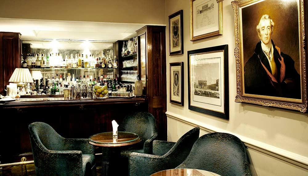 Dukes Bar in Dukes London