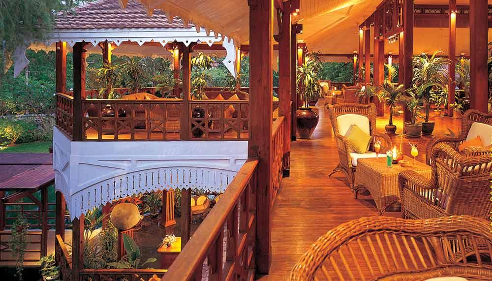 Belmond Governor's Residence in Myanmar