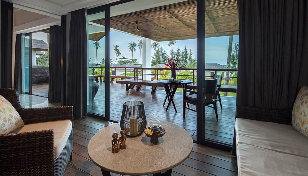 Luxury resorts and villas near Singapore - The Residence Bintan