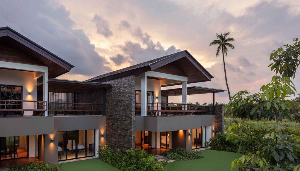 Luxury resorts and villas near Singapore - The Residence Bintan