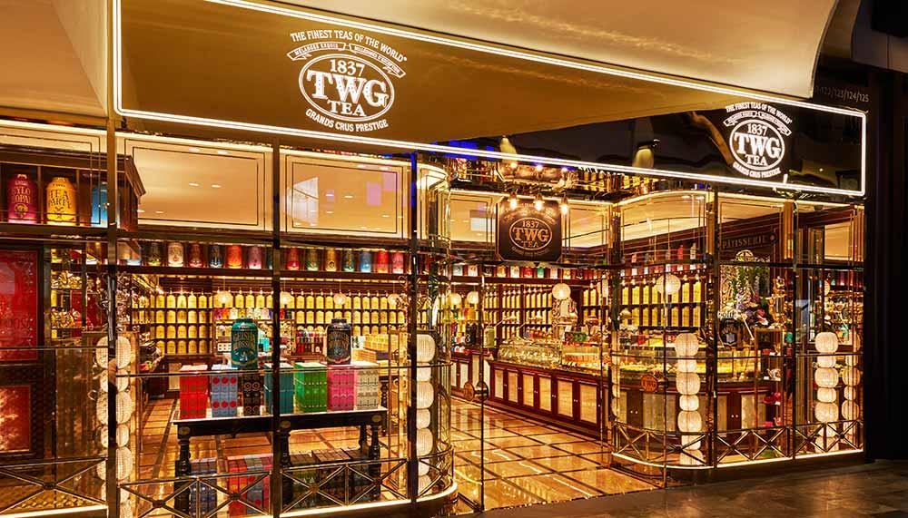 TWG Tea Marina Bay Sands