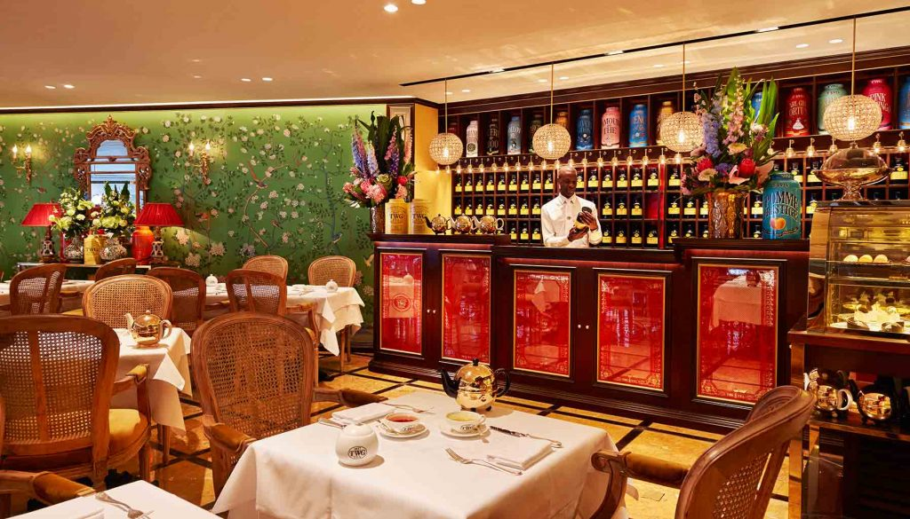 TWG Tea Marina Bay Sands