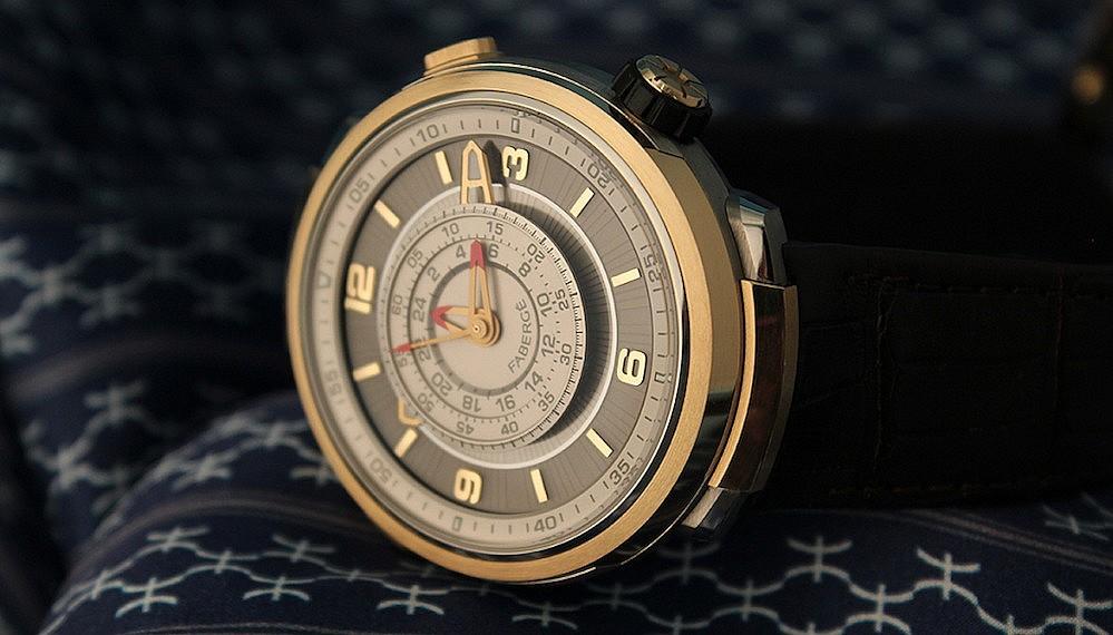 Faberge Visionnaire Chronograph