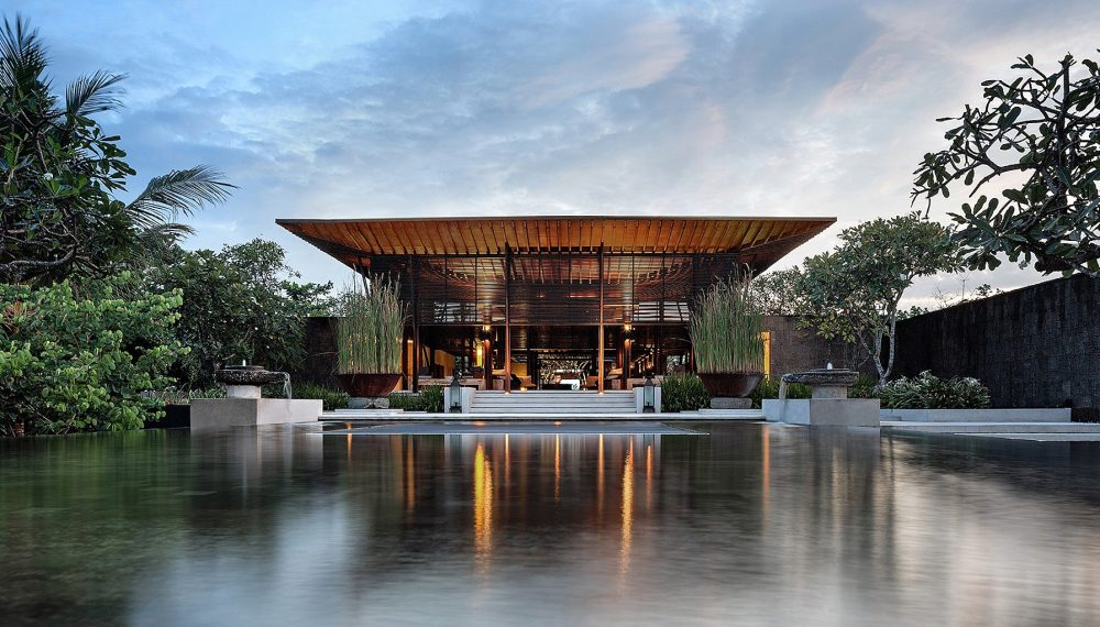 Luxury babymoon getaways near Singapore - Soori Bali