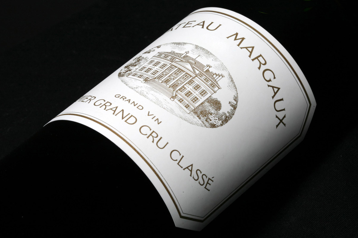 Chateau Margaux Vertical Collection