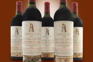 Chateau Latour Vertical Collection