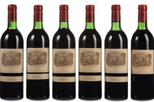 Chateau Lafite Rothschild Vertical Collection