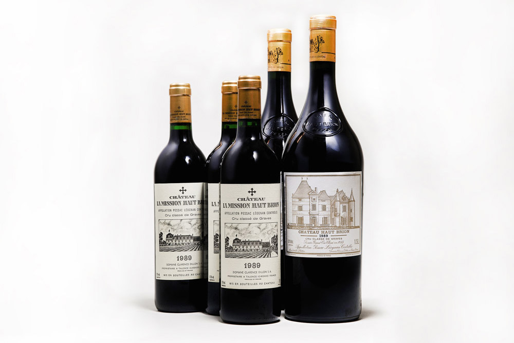 Chateau Haut-Brion Vertical Collection