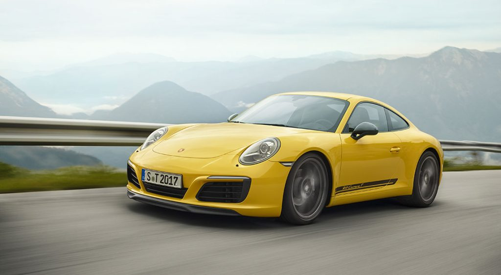 Car review: Is the Porsche 911T a GT3 for the masses? | Robb