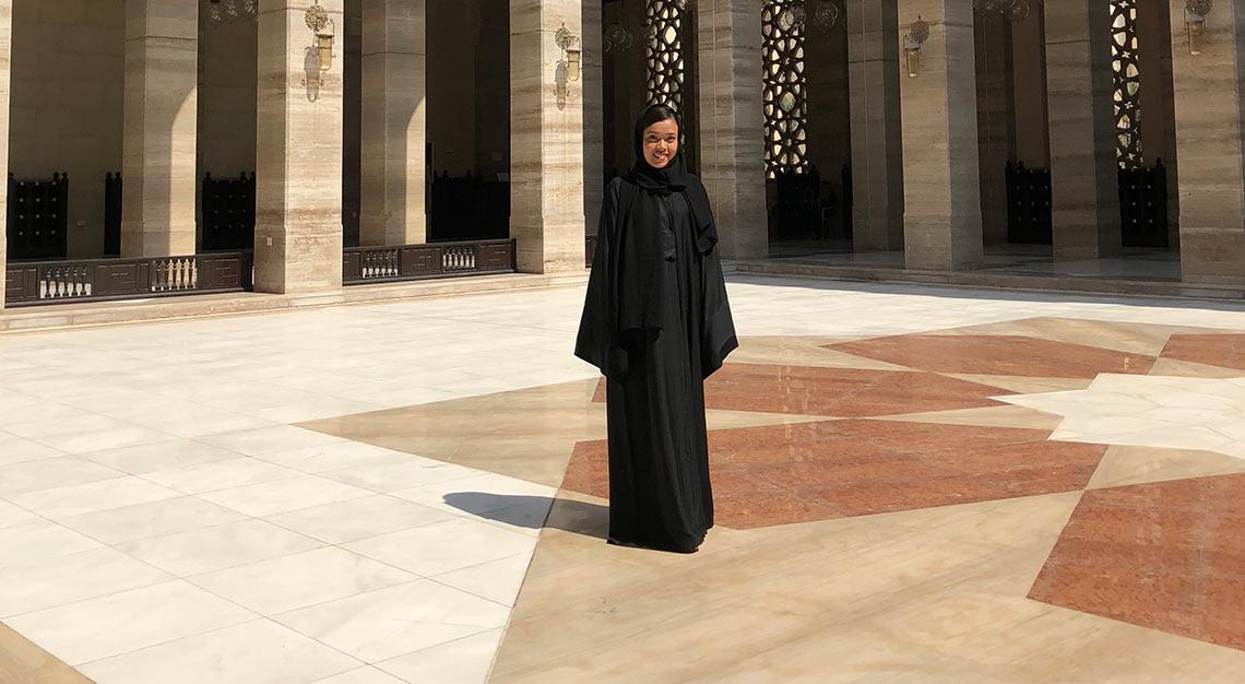 Allisa Noraini, Bahrain