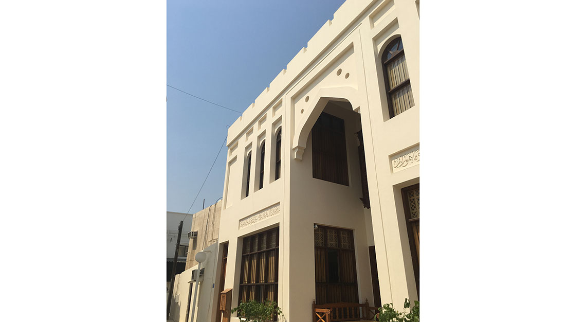 Gulf Islamic architecture, Bahrain Art