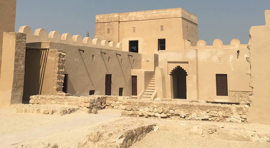 Riffa Fort, Bahrain Art