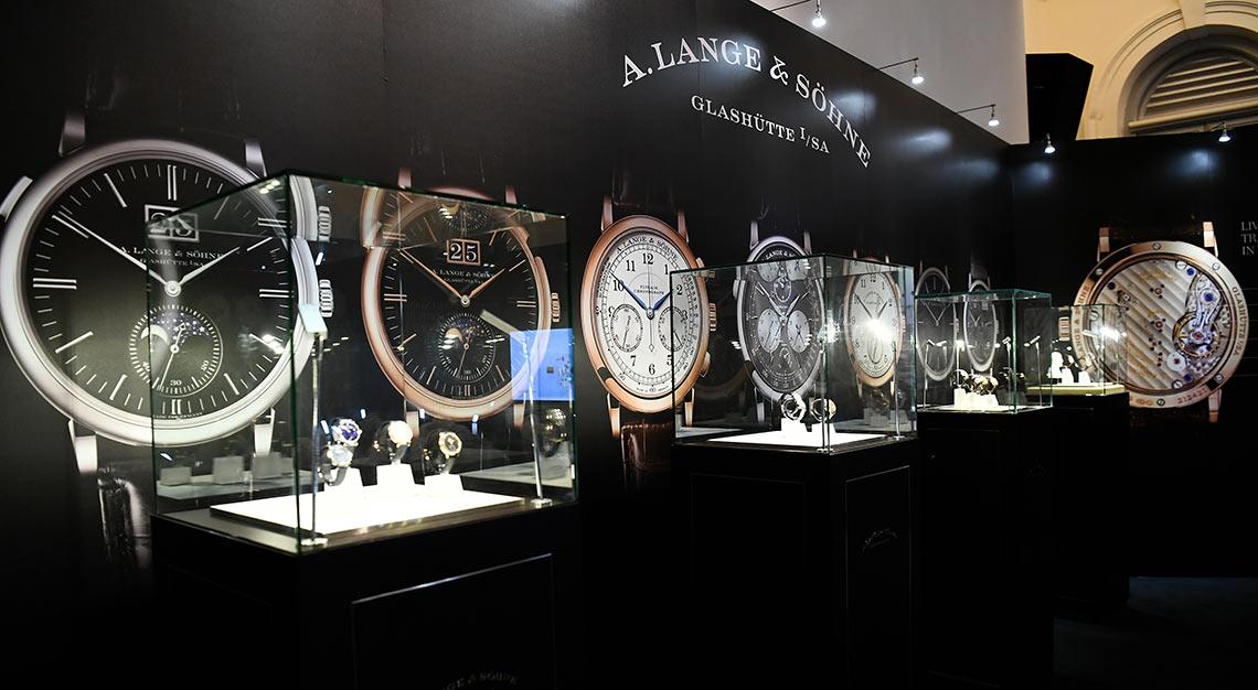 A Lange & Sohne Exhibition Singapore
