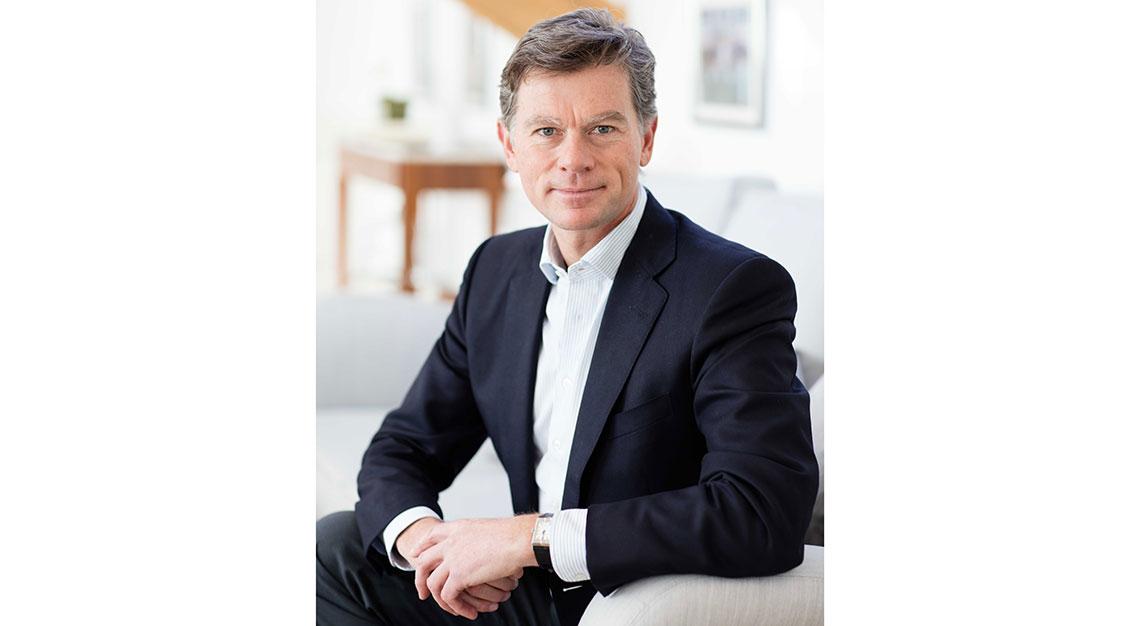 Jaeger-LeCoultre's heritage director, Stephane Belmont