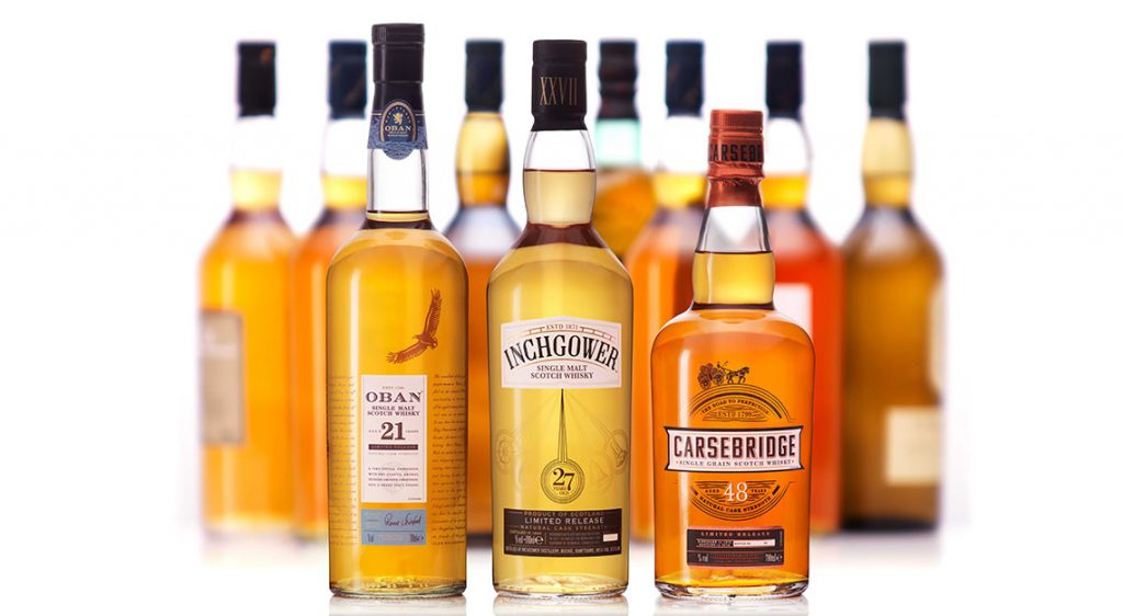 Diageo Special Releases 2018 Collection, Johnnie Walker House Singapore