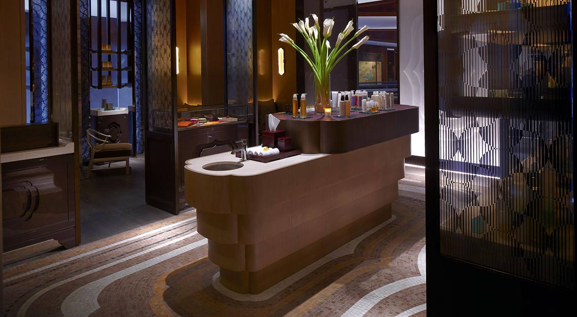 The Spa, Mandarin Oriental Singapore