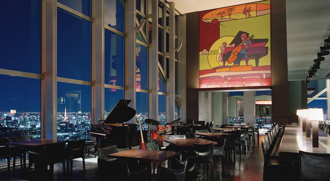 New York Bar, Park Hyatt Tokyo